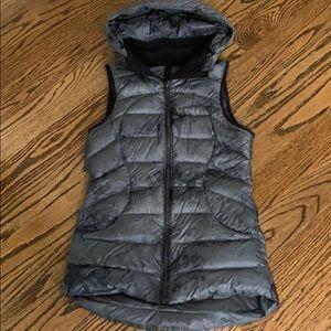 Lululemon Pack It Down Vest Diamond Dye Melanite
